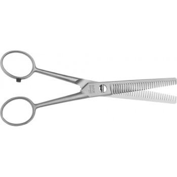 Еhaso / Эхасо ножницы филировочные двусторонние 15,5 см 30 зубцов