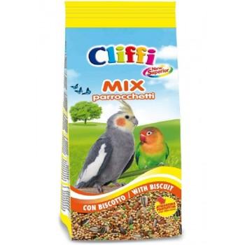 Cliffi / Клиффи Смесь отборных семян для крупных попугаев бисквитом PCOA112