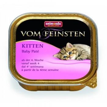 Animonda Vom Baby-Pate конс. 100 гр. паштет для котят (ламистер) 83436