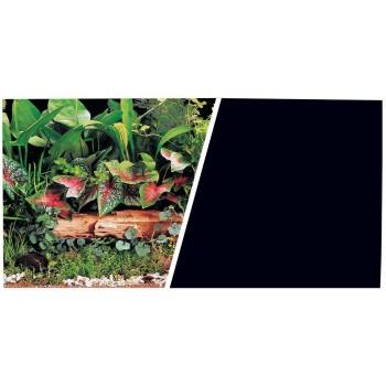 Hagen / Хаген фон Зеленые растения/Черный, 45 см 7,5 м