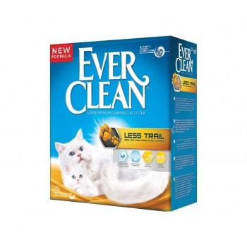 Ever Clean Litter Free Paws Наполнитель д/кошек, для идеально чистых лап 6 л.