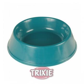 Trixie / Трикси Миска д/кошек, пластик 0,2л*ф12см 2470