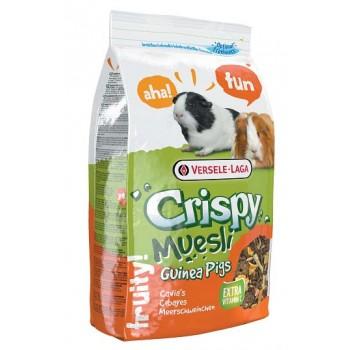 Versele-Laga корм для морских свинок с витамином E Crispy Muesli Guinea Pigs 1 кг