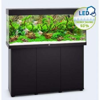 Juwel / Ювель RIO 240 LED аквариум 240л черный (Black) 121х41х55см 2х29W Фильтр Bioflow M, Нагр200W