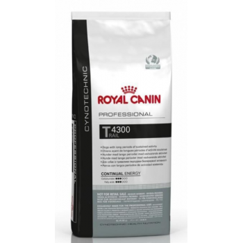 Royal Canin / Роял Канин Трейл 4300 для спортивных и рабочих собак, 17 кг