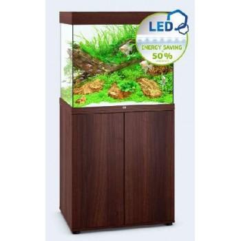 Juwel / Ювель LIDO 200 LED аквариум 200л темное дерево (Dark Wood) 71х51х65см 2х14W Фильтр Bioflow M, Нагр200W