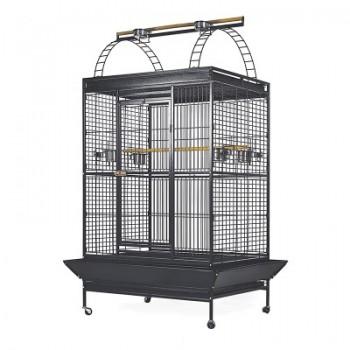Triol / Триол Клетка BC23 для птиц, эмаль, черная, 1230*1030*2030мм