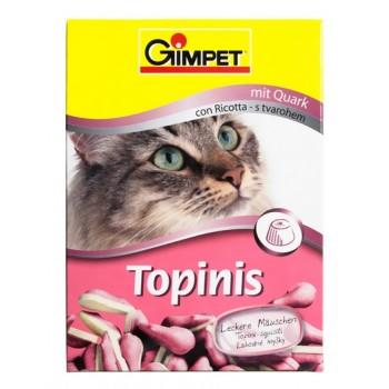 "Gimpet / Гимпет ВитаМиниз. лакомство ""Мышки"" с творогом и таурином, 190 шт 220 г"