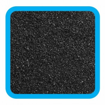 Laguna / Лагуна 20201A Грунт натуральный черный песок, 1-2мм