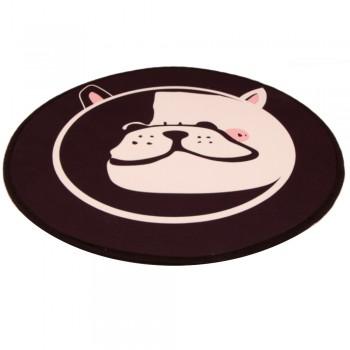 Bobo / Бобо Коврик для собак и кошек 80 см, черный