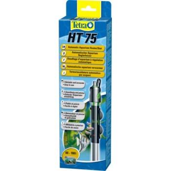 Tetra / Тетра HT 75 терморегулятор 75Bт для аквариумов 60-100 л