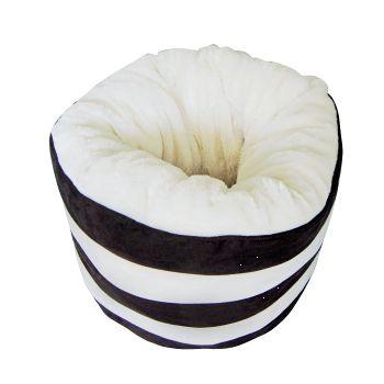 FAUNA INT / Фауна Интернешнл THAIS BIANKA BROWN лежак мягкий 45x45x35см FIDB-7501