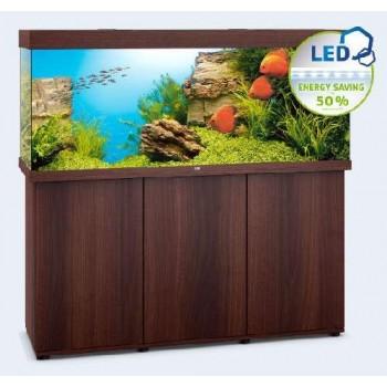 Juwel / Ювель RIO 450 LED аквариум 450л темное дерево (dark wood) 151х51х66см 2х31W Фильтр Bioflow XL, Нагр300W