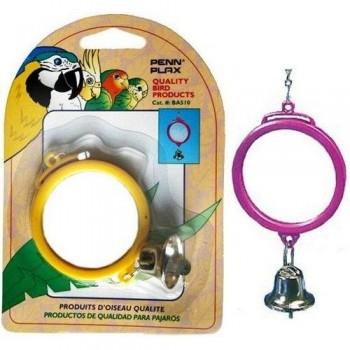 Penn-Plax / Пен-Плакс Игрушка для птиц Зеркало с колокольчиком (1х12) ВА510