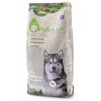 Organix / Органикс для взрослых собак с ягненком для чувствительного пищеварения (Adult Dog Lamb)