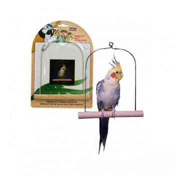 Penn-Plax / Пен-Плакс Игрушка для птиц Качели 21х17,5см (1х12) ВА210