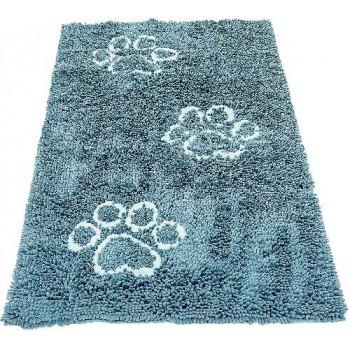 Dog Gone Smart / Дог Гон Смарт коврик универсальный cупервпитывающ.Doormat RUNNER, 76*152 см, цвет мор. Волны