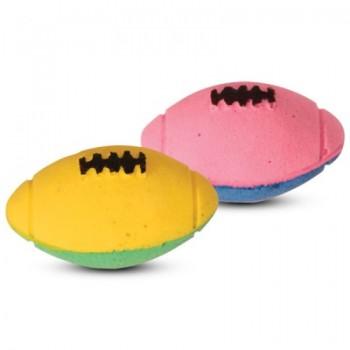 """Triol / Триол Игрушка для кошек """"Мяч для регби"""", 55мм (пакет 25шт.)"""