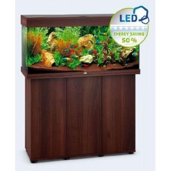 Juwel / Ювель RIO 180 LED аквариум 180л темное дерево (Dark Wood) 101х41х50см 2х23W Фильтр Bioflow M, Нагр200W