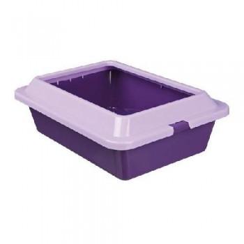 Trixie / Трикси 4041 Туалет д/кошек с бортом 37,5*27,5*12см
