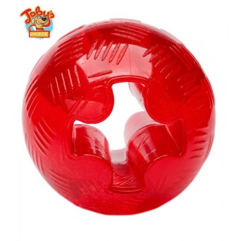 """Kitty City Игрушка для собак """"Супер прочный мяч"""",6,3 см(SUPER TOUGH BALL MEDIUM)"""