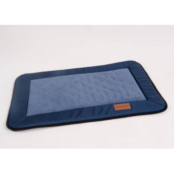 Katsu / Катсу PLASKA 83х112 см лежак для животных сине-голубой