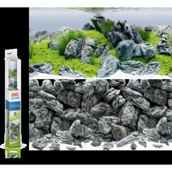 Juwel / Ювель Фон-пленка Juwel Poster4 акваскейпинг/камни 60х30см