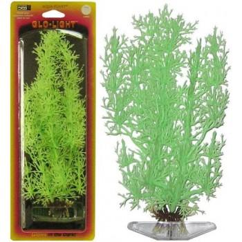 Penn-Plax / Пен-Плакс Растение STONewORT NITELLA 27 см зеленый светящийся пластик P14LGL