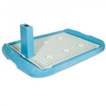 Triol / Триол Туалет PL001 для собак со столбиком, 700*470*40мм