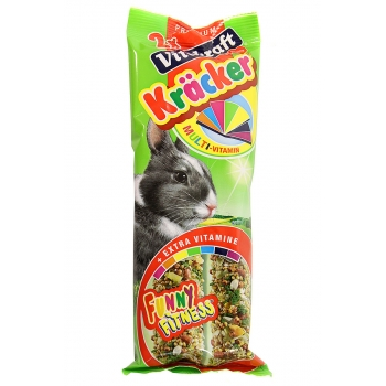 Vitakraft / Витакрафт Крекеры для кроликов мультивитамин 2 шт