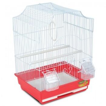 Triol / Триол Клетка A4002G для птиц, золото, 350*280*460мм