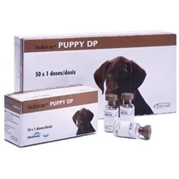 Нобивак (Intervet) Puppy DP вакцина для щенков 1 доза