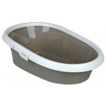 MP-Bergamo / МП-Бергамо Туалет MINOU LARGE с рамкой (58*39*17см)