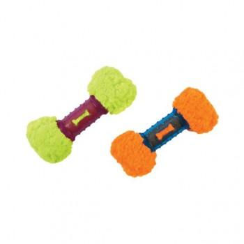 Fat Cat Игрушка д/собак - Забавная косточка, очень маленькая, мягкая,, Micro Funny Bones Dog Toy (630027)