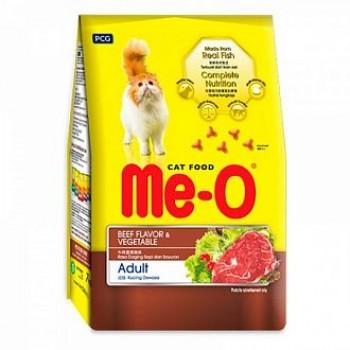 Ме-О Adult сух.д/кошек Говядина с овощами (35шт*200г) 7кг 2043