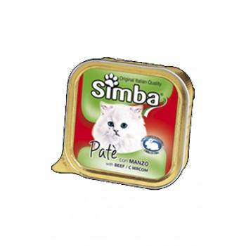 Simba / Симба Cat консервы для кошек паштет мясо 100 г