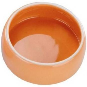 Nobby / Нобби Миска 0,25л керамика оранжевая (1х6) 37315