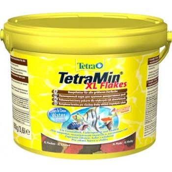 TetraMin / Тетра XL корм для всех видов рыб крупные хлопья 3,6 л