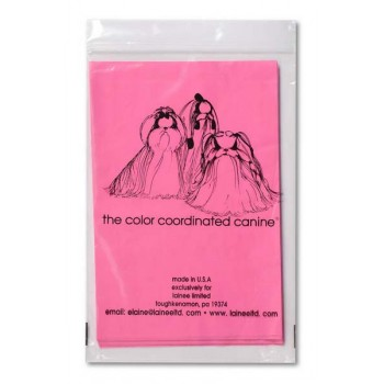 Lainee / Лайни бумага пластиковая стандарт ярко-розовая