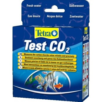 Tetra / Тетра Test CO2 тест на углекислоту пресн 2х10 мл