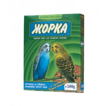 Жорка Для волнистых попугаев (коробка) 500 гр.