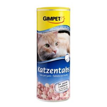 Gimpet / Гимпет ВитаМиниз. лакомство с рыбой д/кошек 710 шт 425 г