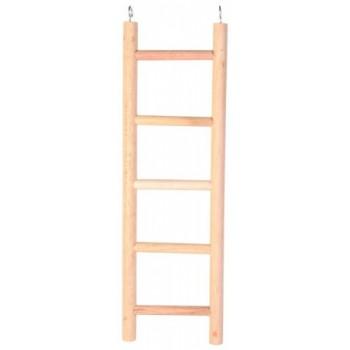 Trixie / Трикси Игрушка д/птиц Лестница деревянная 5шагов*24см 5812