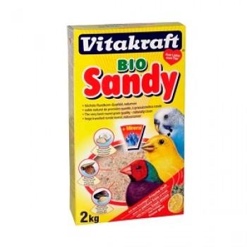 Vitakraft / Витакрафт BIO SANDY Биопесок для птиц 2 кг