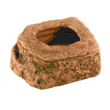 Hagen / Хаген кормушки-камни для подвижного корма Worm Dish, 8,5х9,5х4,5 см