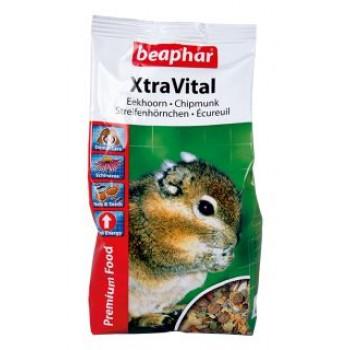 Beaphar / Беафар Корм «Xtra Vital Squirrel» д/белок и бурундуков, 800г