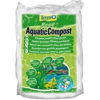 Tetra / Тетра Pond Aquatic Compost грунт для посадки прудовых растений 4 л