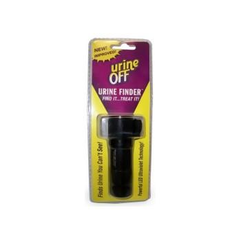 Urine OFF / Юрин Офф, Фонарик для выявления пятен мочи животных на полах и мебели, Ultra Violet Fluorescent Tube Mini Urine Finder