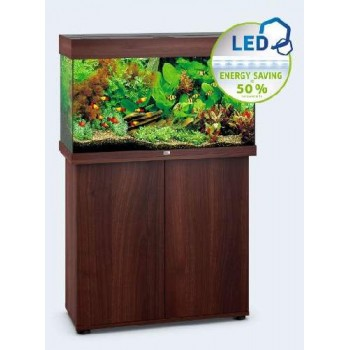 Juwel / Ювель RIO 125 LED аквариум 125л темное дерево (Dark Wood) 81х36х50см 2х14W Фильтр Bioflow М, Нагр100W