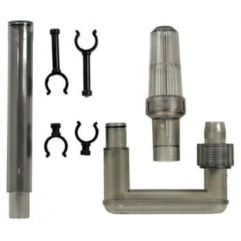 Tetra / Тетра набор трубок и креплений для забора воды внеш.фильтров Tetra / Тетра EX 400/600/600 Plus/700/800 Plus